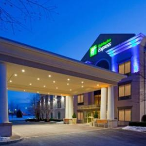 Holiday Inn Express Hotel & Suites Hagerstown an IHG Hotel