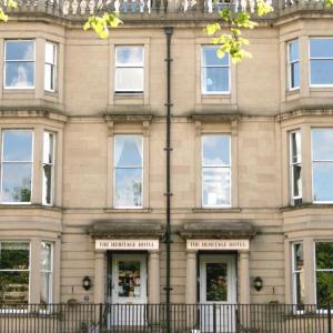 Hotels near Brel Glasgow - Heritage Hotel