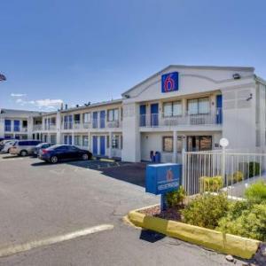 Motel 6-El Paso TX - West