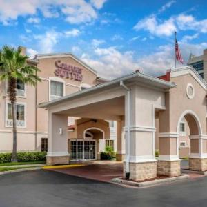 Hotels near Orlando Science Center - Comfort Suites Downtown Orlando