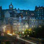 Edinburgh Castle  Hotels - Motel One Edinburgh-Royal