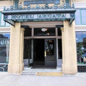 Book Now Hotel Arcata (Arcata, United States). Rooms Available for all budgets. Listed on the National Register of Historic Places this hotel is located in the city centre of Arcata California. A restaurant and bar are featured on site.Each guest room her