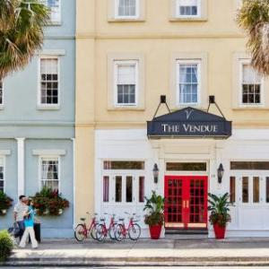 The Footlight Players Theatre Hotels - The Vendue
