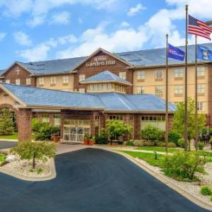 Capital Brewery Hotels - Hilton Garden Inn Madison West/Middleton