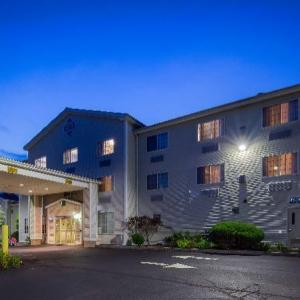 Capitol Center For the Arts Hotels - Best Western Concord Inn & Suites