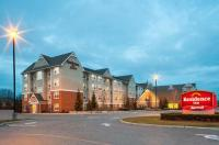 Map of the of Residence Inn By Marriott Whitby Area Whitby ON