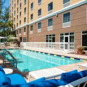 Hotels near Aventura Arts and Cultural Center - Hampton Inn Hallandale Beach - Aventura