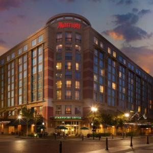 Smart Financial Centre at Sugar Land Hotels - Sugar Land Marriott Town Square