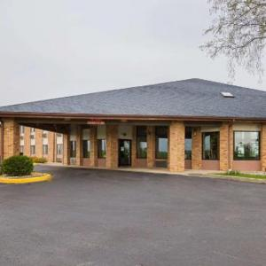 Hotels near Butler County Fairgrounds Allison - Comfort Inn Waverly