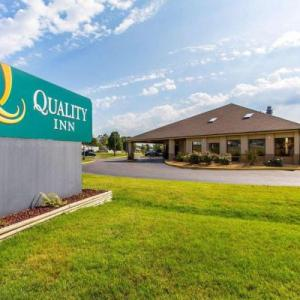 Hotels near CFSB Center - Quality Inn Murray University Area