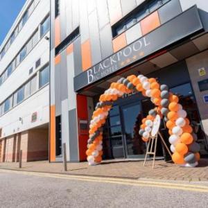 Hotels near Waterloo Music Bar Blackpool - Blackpool FC Hotel