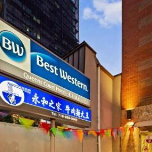 Best Western Queens Court Hotel NY, 11354