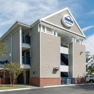 Hotels near Florida Strawberry Festival - Suburban Extended Stay Hotel Lakeland North I-4