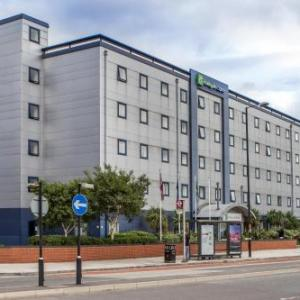ExCeL London Hotels - Holiday Inn Express London - Royal Docks/Docklands