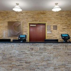 Dayton Mall Hotels - Comfort Suites Miamisburg