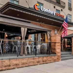 Hotels near Carlisle Fairgrounds - Comfort Suites Downtown Carlisle