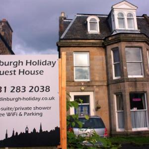 Edinburgh Holiday Guest House