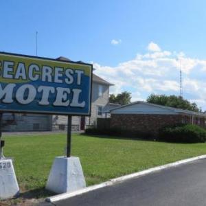 Erie County Fairgrounds Sandusky Hotels - Seacrest Motel