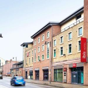 Hotels near Brunton Park - Ibis Carlisle City Centre