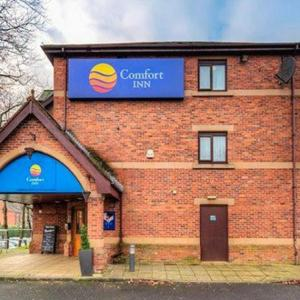 Heaton Park Hotels - Comfort Inn Manchester North