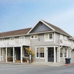Arnold Field Sonoma Hotels - El Dorado Hotel