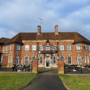 Wycombe Swan Theatre Hotels - Wendover Arms Hotel