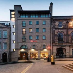 Festival Theatre Edinburgh Hotels - ibis Edinburgh Centre Royal Mile - Hunter Square