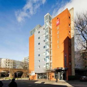 Old Trafford Hotels - ibis Manchester Centre Princess Street