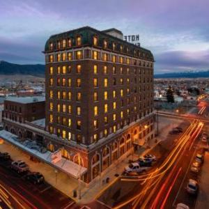 Butte Civic Center Hotels - Finlen Hotel and Motor Inn