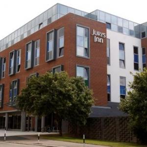 Hotels near Exeter Phoenix - Jurys Inn Exeter