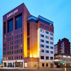 Hotels near MECA Swindon - Jurys Inn Swindon