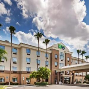 Boggus Ford Events Center Hotels - Holiday Inn Express & Suites Pharr