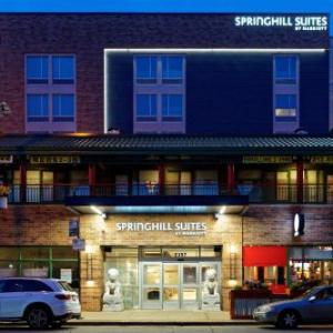 Radius Chicago Hotels - SpringHill Suites by Marriott Chicago Chinatown