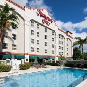Hampton Inn Fort Lauderdale Airport North