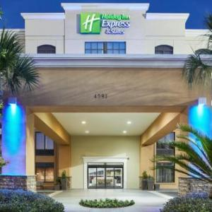 Holiday Inn Express & Suites Jacksonville Se - Med. Ctr.
