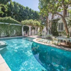 Beverly Hills Celebrity Home