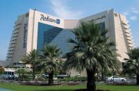 Map of the of Radisson Blu Resort Sharjah Area Ash Shariqah United