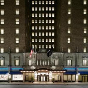 Jones Plaza Hotels - Club Quarters Hotel in Houston