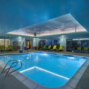 Hotels near Revolution Concert House Garden City - Springhill Suites By Marriott Boise