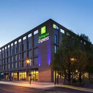 Crossness Pumping Station London Hotels - Holiday Inn Express London - ExCel