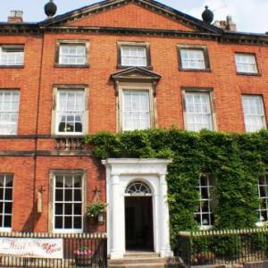 Uttoxeter Racecourse Hotels - The Bank House Hotel