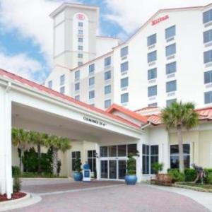 Hilton Pensacola Beach Gulf Front