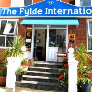 Blackpool Cricket Club Hotels - The Fylde International Guest House