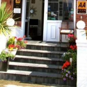 Hotels near Blackpool Cricket Club - The Fylde International Guest House