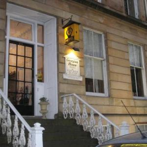 Hotels near Oran Mor Glasgow - The Georgian House