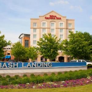 Hotels near Purdue Memorial Union - Hilton Garden Inn West Lafayette Wabash Landing