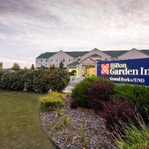 Hotels near Chester Fritz Auditorium - Hilton Garden Inn Grand Forks/Und