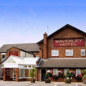 Hotels near Crewe Lyceum Theatre - The Waverley Hotel