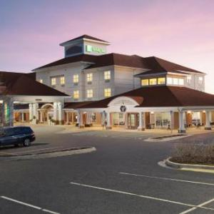 Calvin College Hotels - Holiday Inn Grand Rapids-Airport