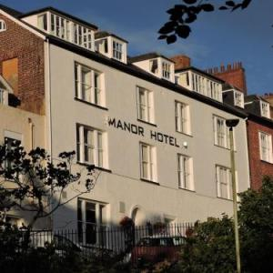 Exmouth Pavilion Hotels - Manor Hotel